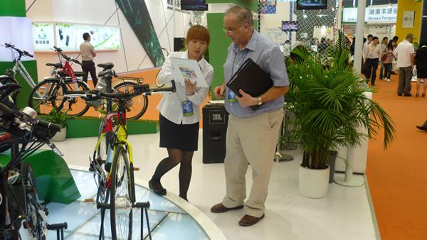 Shanghai E Bike Show