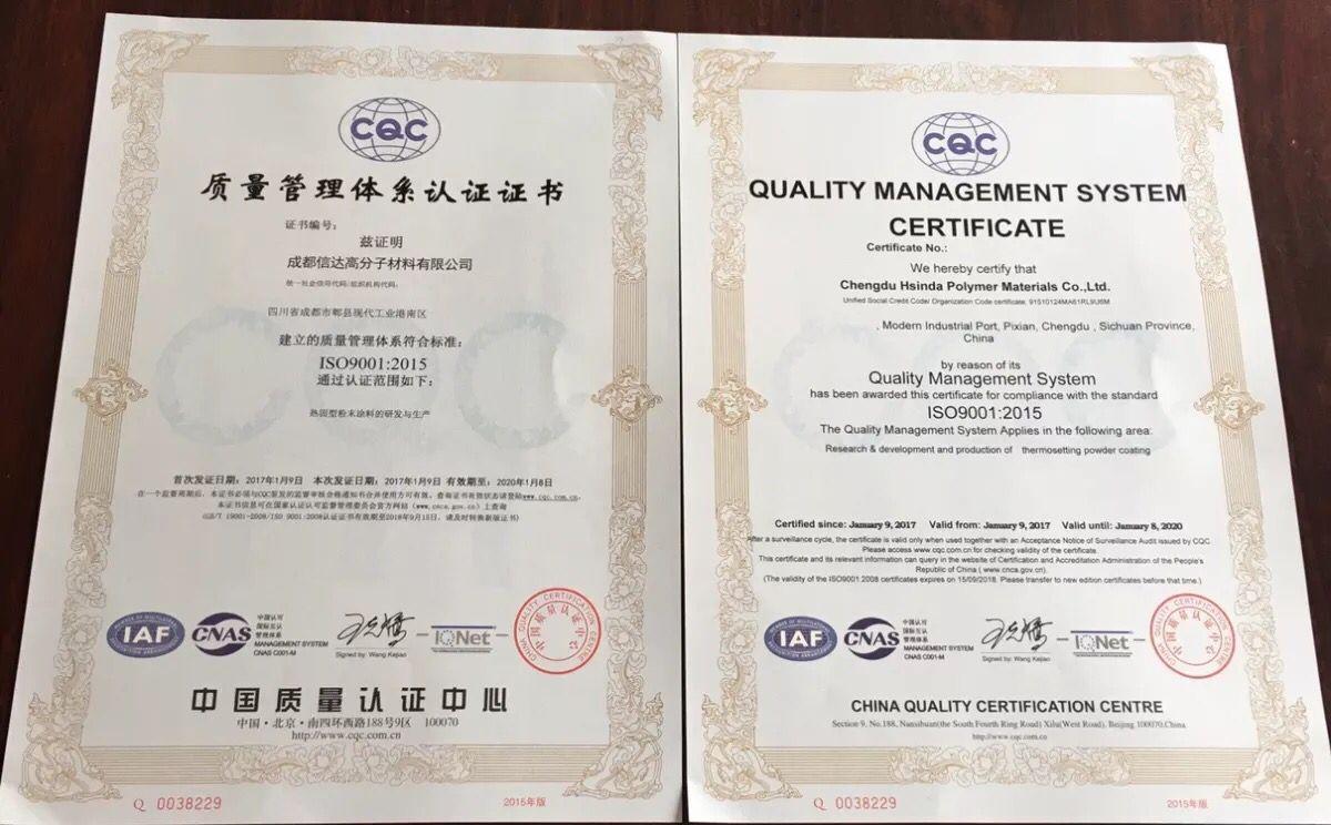 Hsinda Enviromental Management system