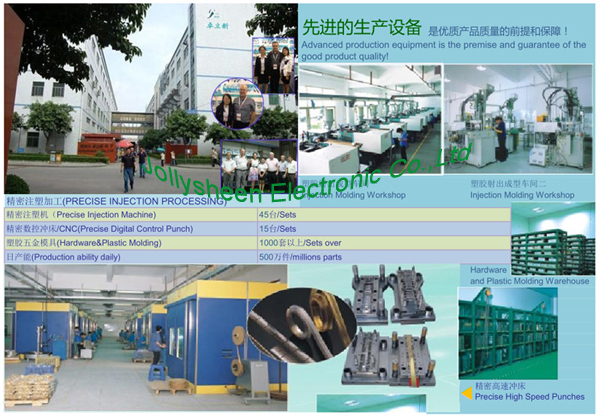 Factory production equipment shows