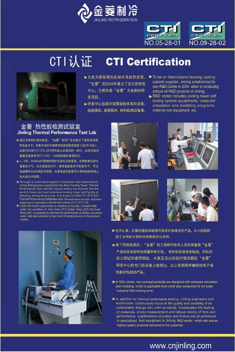 CTI certification