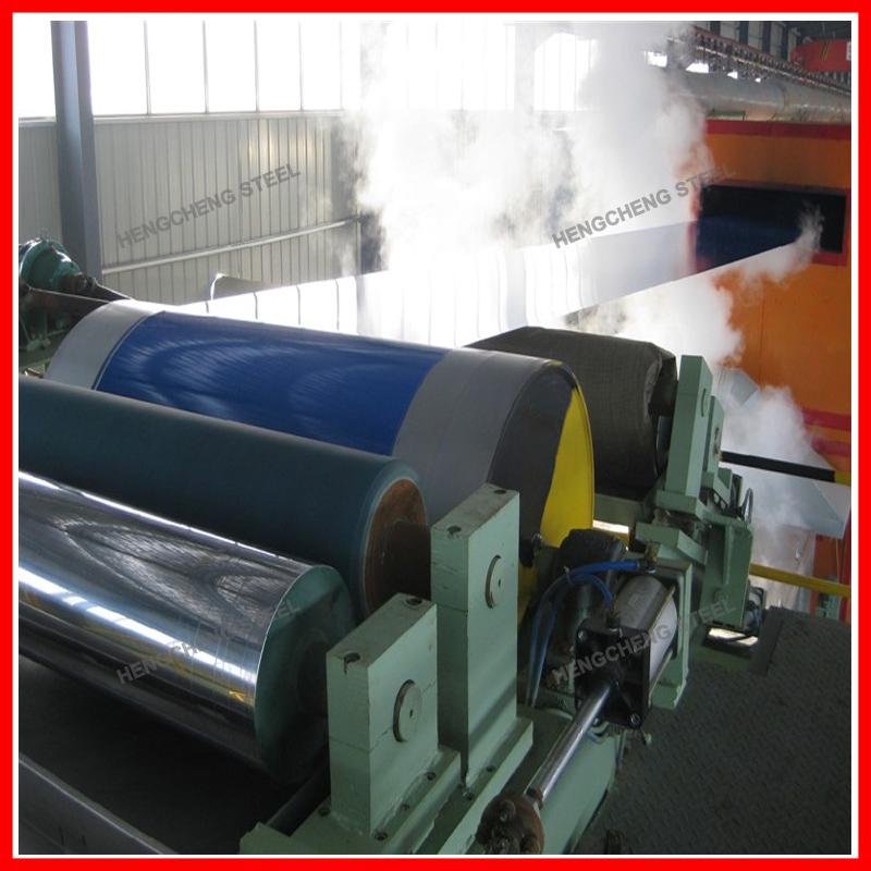PPGI Color Coil Production Line