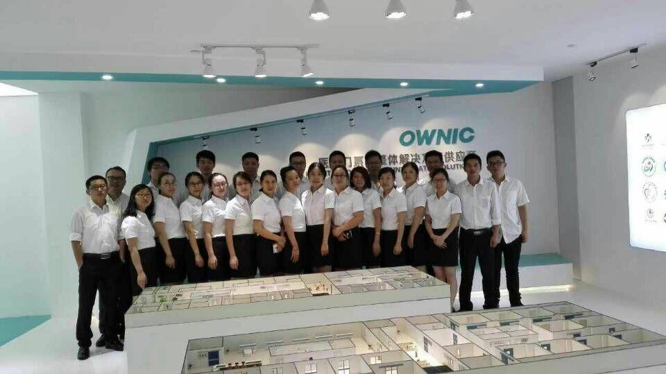 OWNIC Sales Team