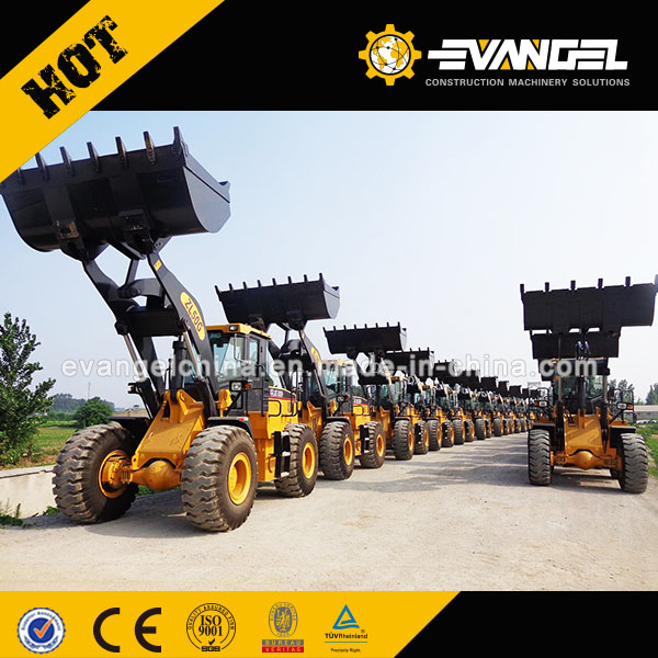 Iraq - 20 Units XCMG Wheel Loader ZL50G & 10 Units XCMG Wheel Loader ZL40G