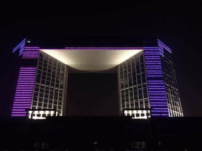Peisen LED light project