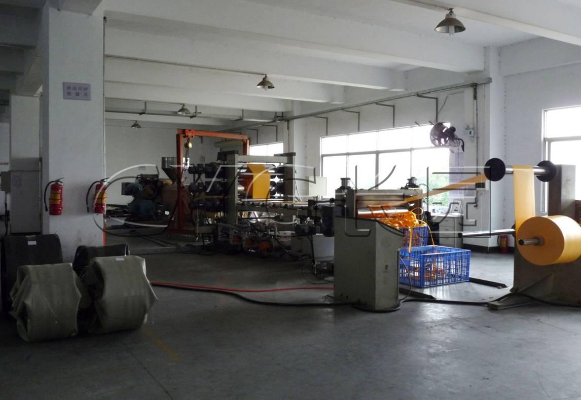 CYG extrusion workshop