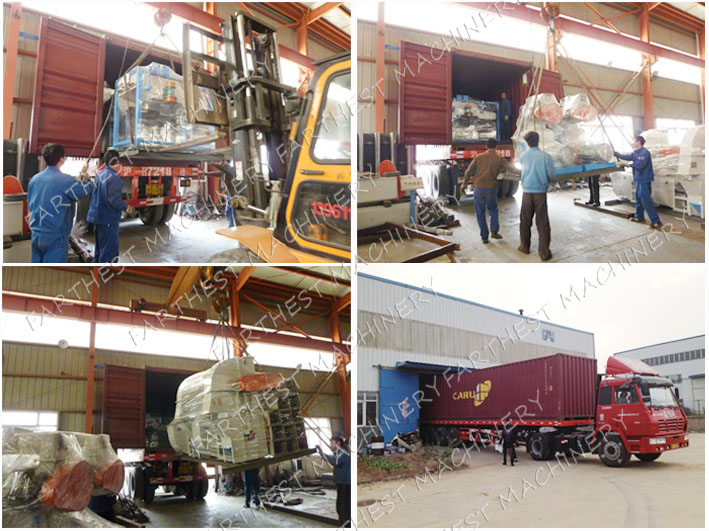 2013-11 FAR Exported Feed Machines To Algeria