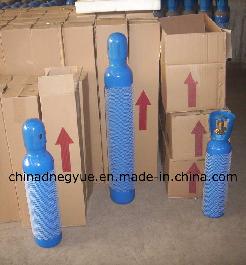 High Pressure Seamless Steel Nitrogen Gas Cylinder Price