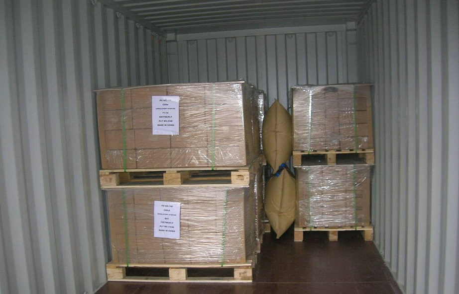 Packaging of Pallet