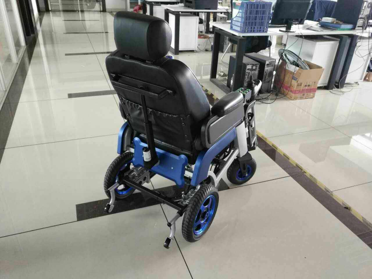 New design lithium electric wheelchair