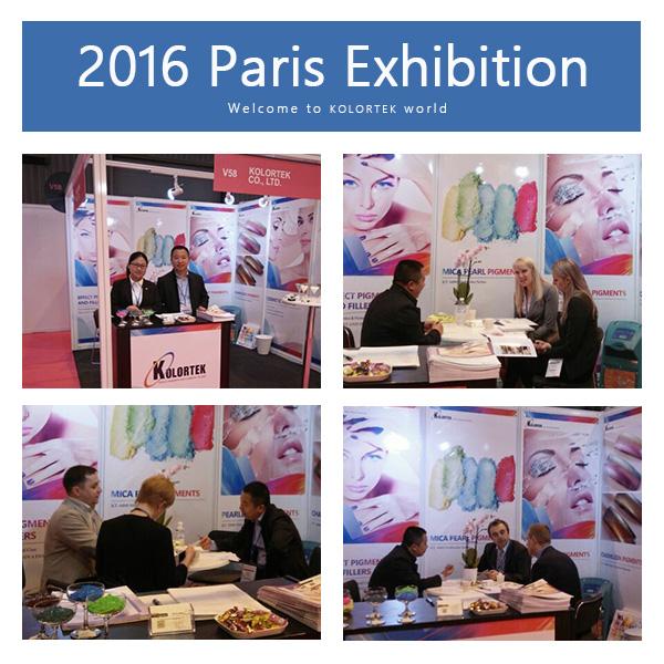 2016 Paris Exhibition