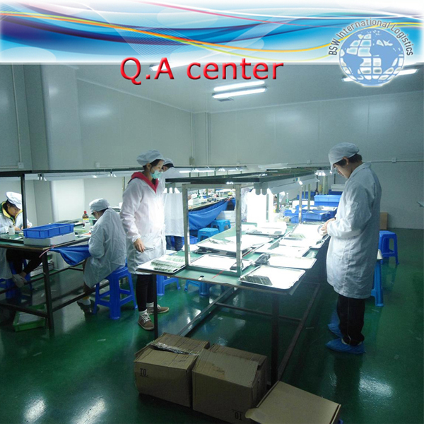 Shipping operation process - E(ocean transportation / FCL / LCL)