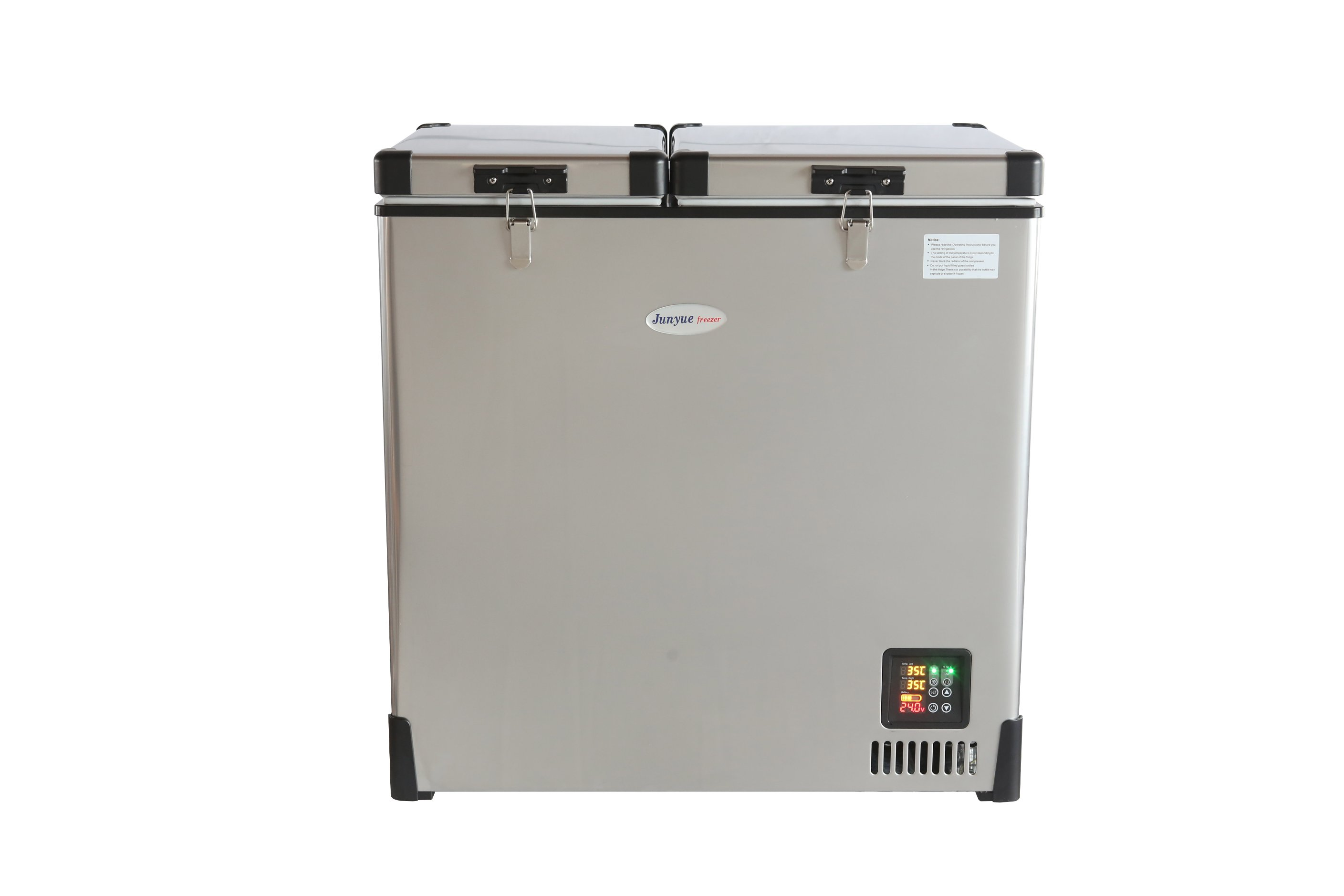 Stainless Steel solar refrigerators SCD-93L