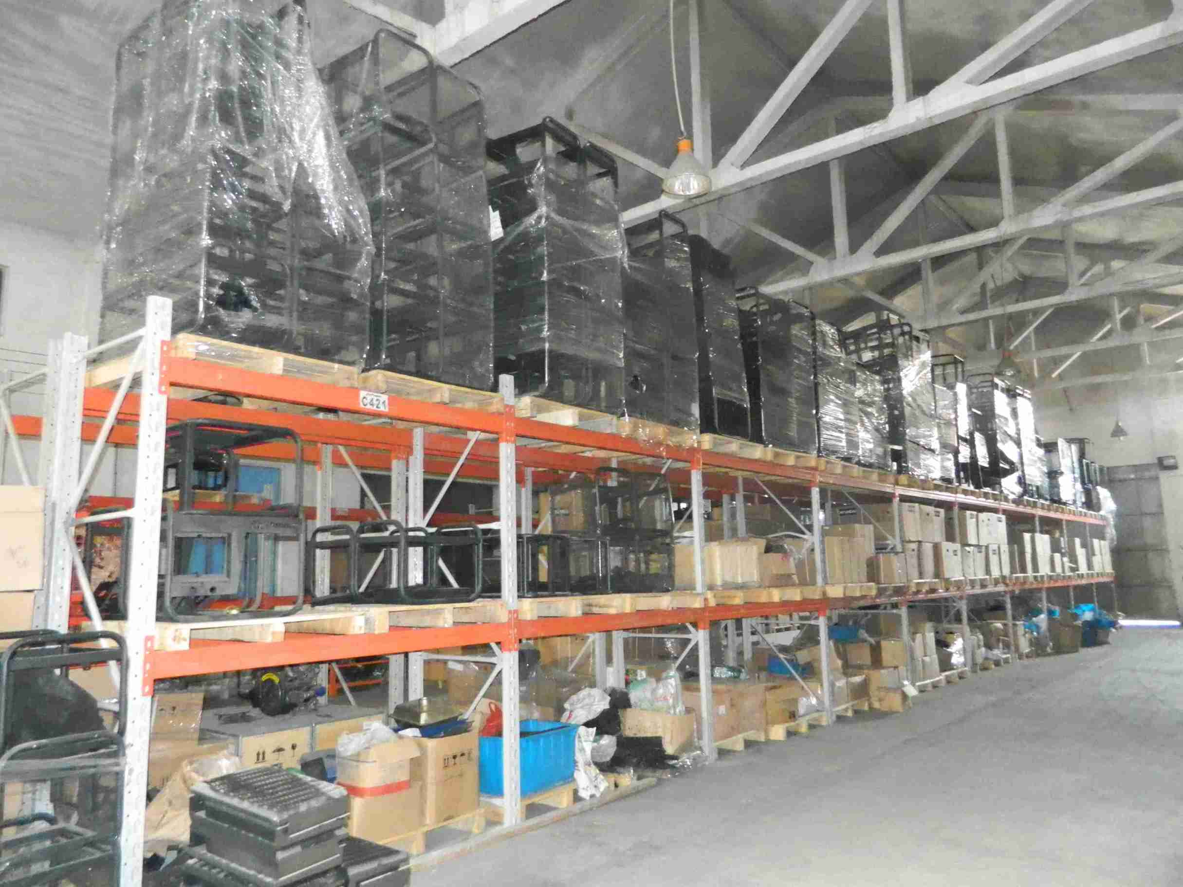 Warehouse &Production