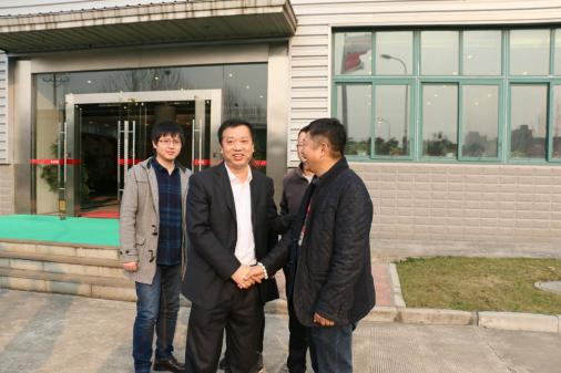Welcome Sale Team From Fujian Minghui Generator Company
