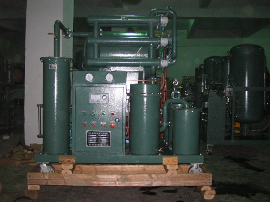 Picture 1 of Series ZY transformer oil purifier