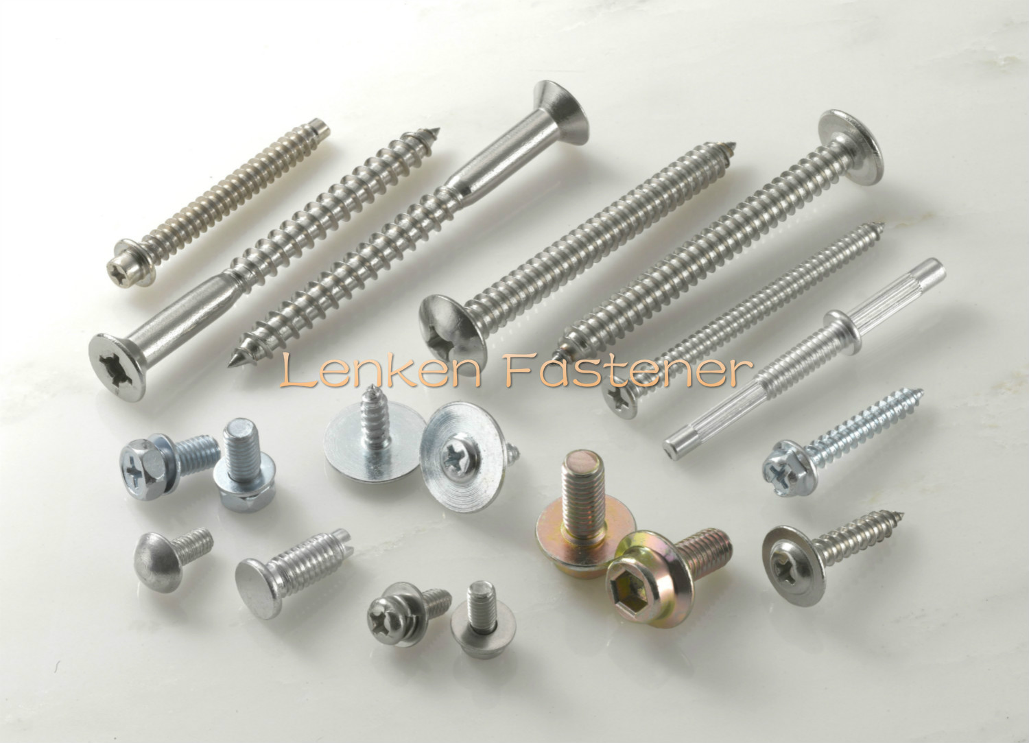 Customized Fasteners Supplier