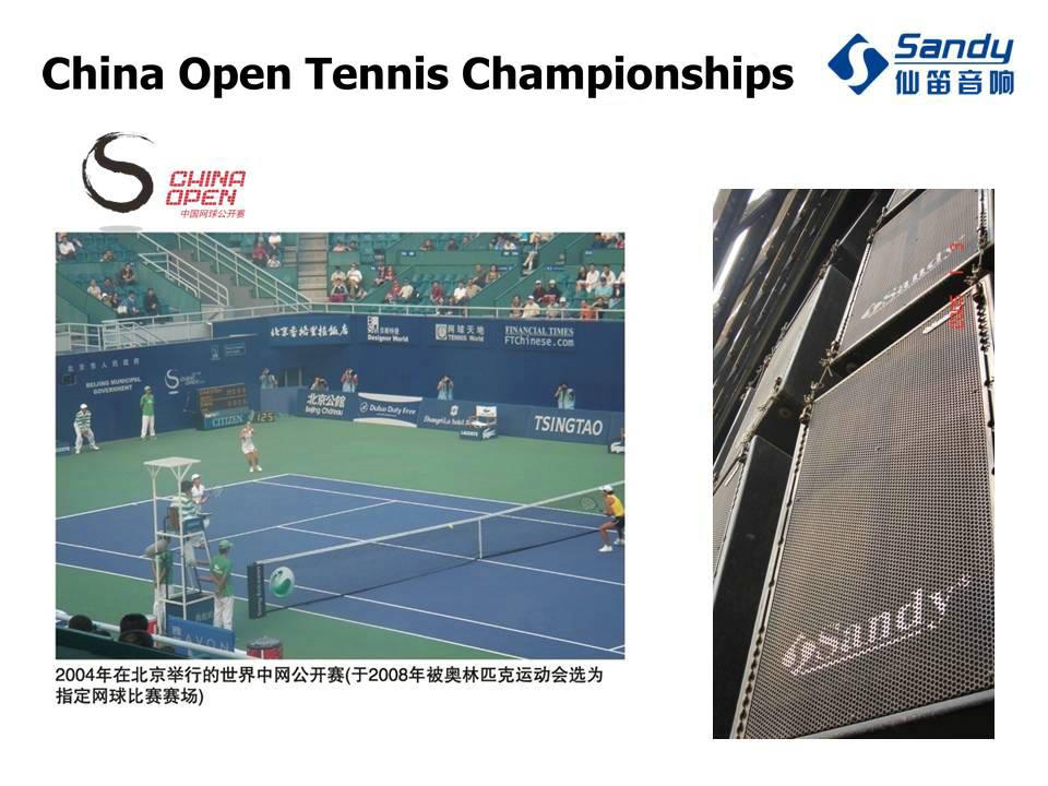 China Open Tennis Championship