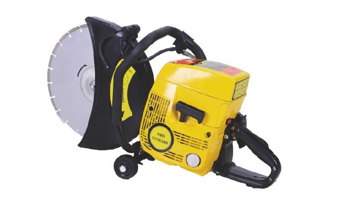 gasoline cut-off saw