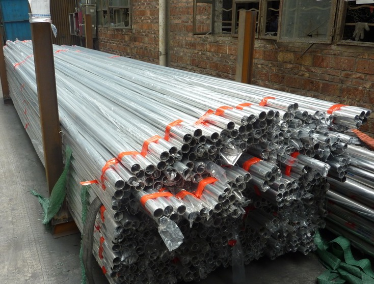 stainless steel pipe normal packing