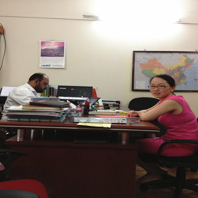 client's office