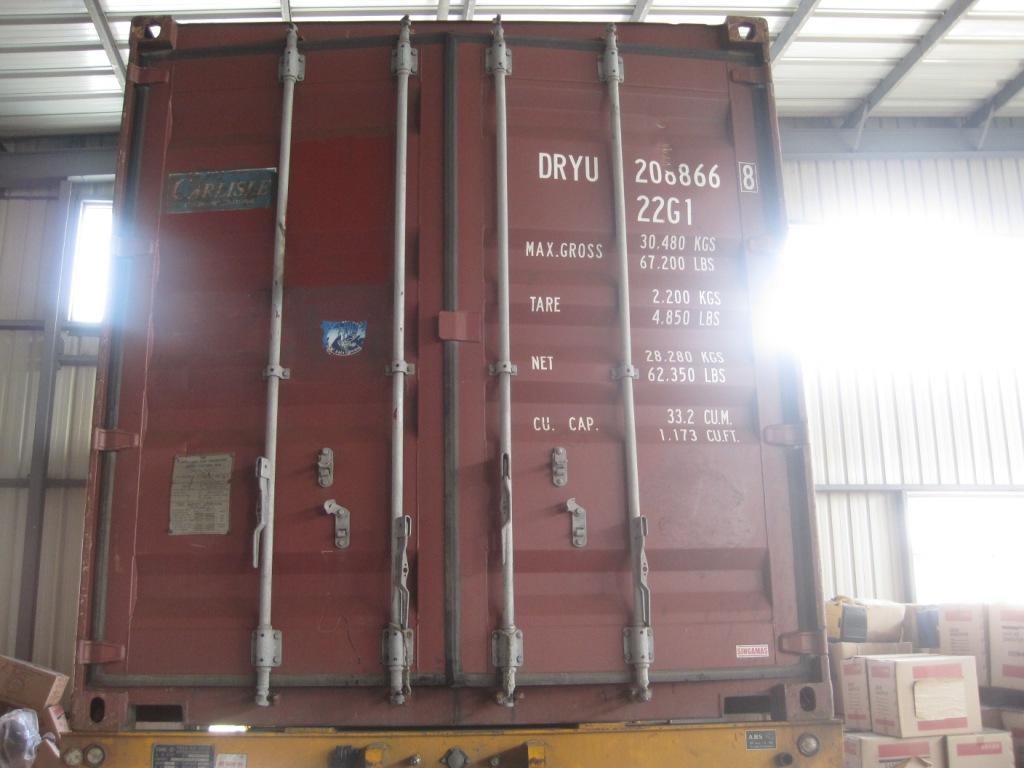 Shipment No.8