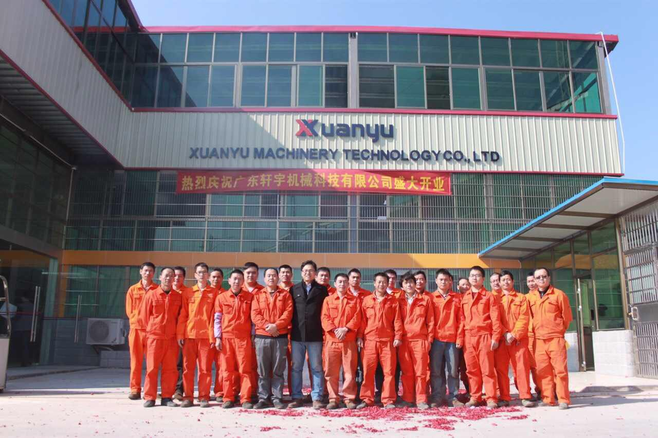 XMT strong technological team