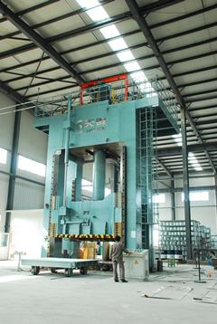 3000 ton pressing machine