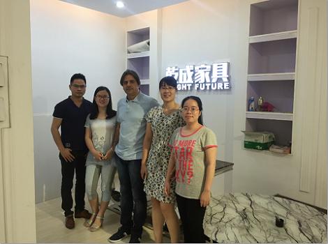 Mr. Zhong & US