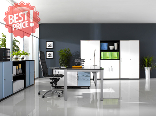 Steel High Storage Cabinet Office Furniture with System Filing Cabinet in Discount Period