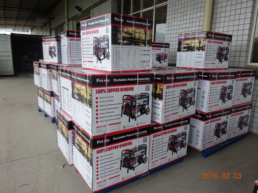 fusinda generator_ready to ship