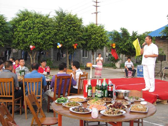 2011 Lantern Festival party
