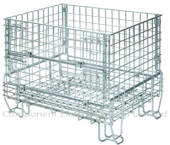 Stackable Cage/Storage Cage/Wire Mesh Carrier