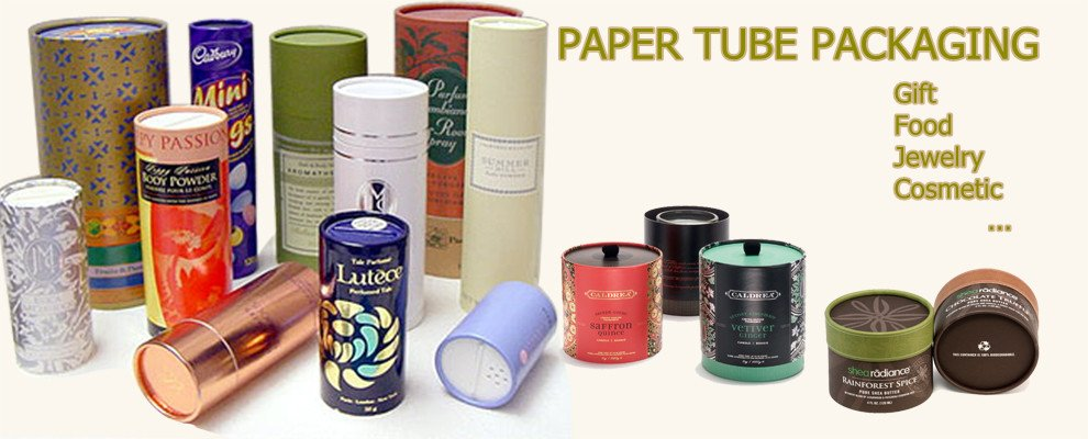 Paper Tube Packaging Box