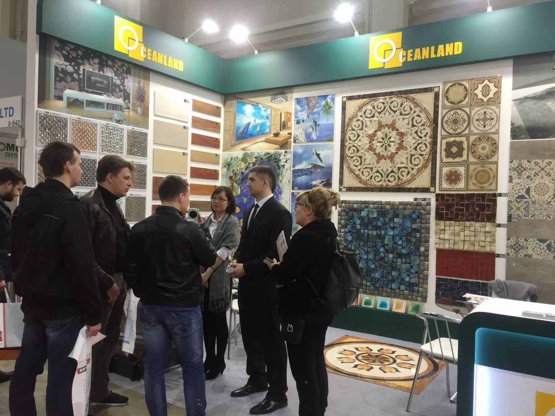 BATIMAT Fair in Russia