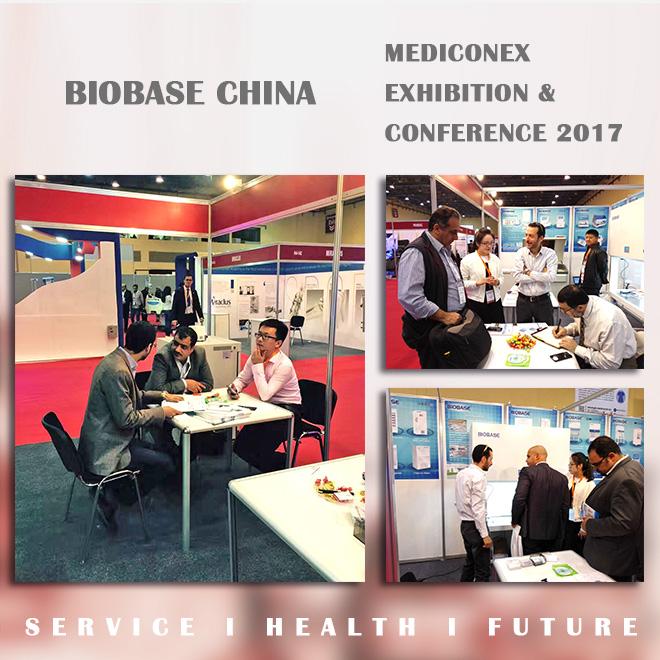 BIOBASE at Mediconex Exhibition & Conference 2017