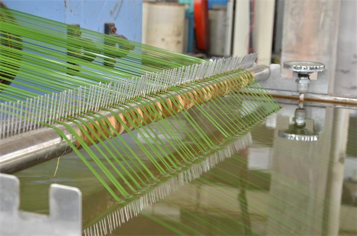 Yarn production