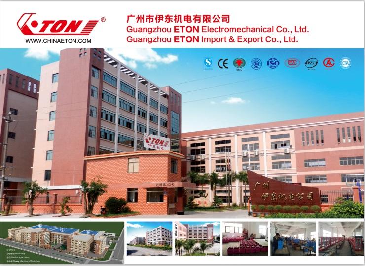 Professional ETON factory