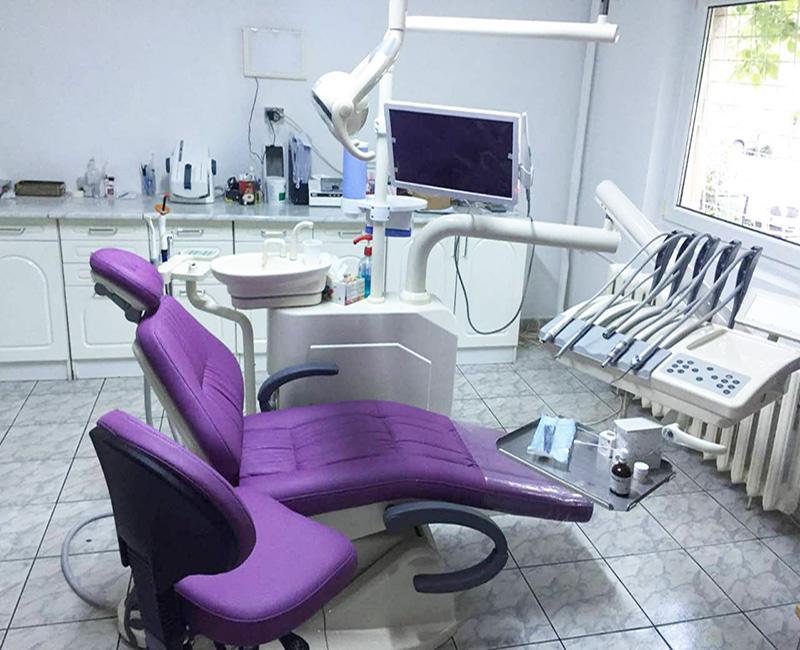 YD-A4e Yadeng Dental Chair Showed in Clinic
