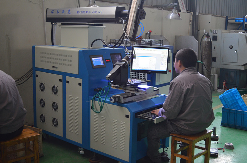 Advanced CNC machines