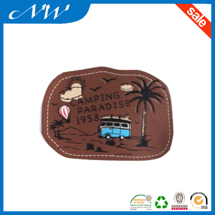 Cute Fashionable Leather Patch