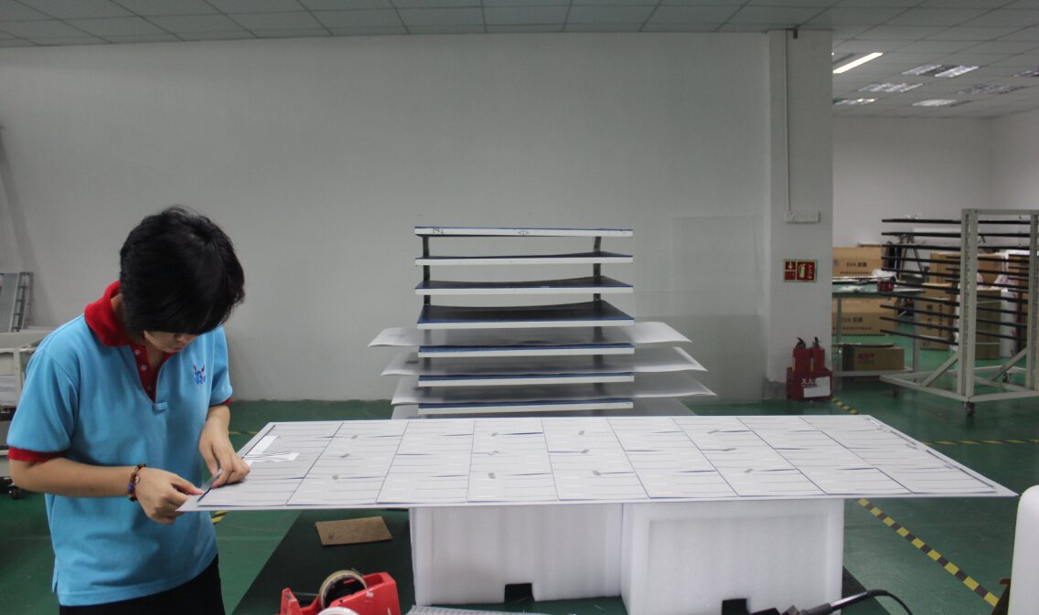 Glass Solar Panel Production Line