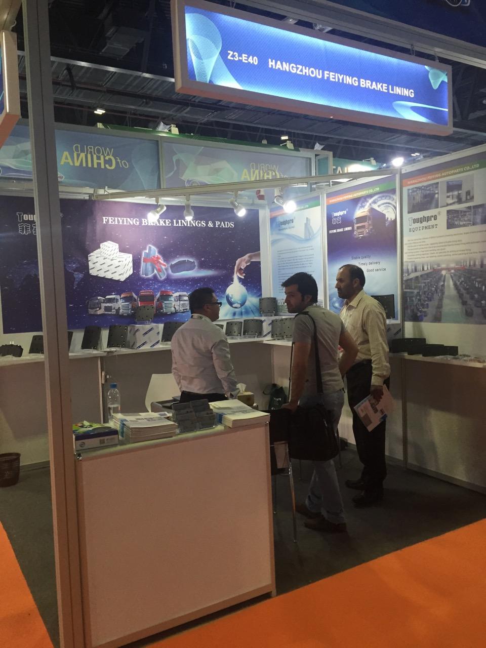 Automechanika exhibition in dubai