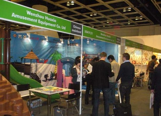 January 2010 Hong Kong Toys & Games Fair