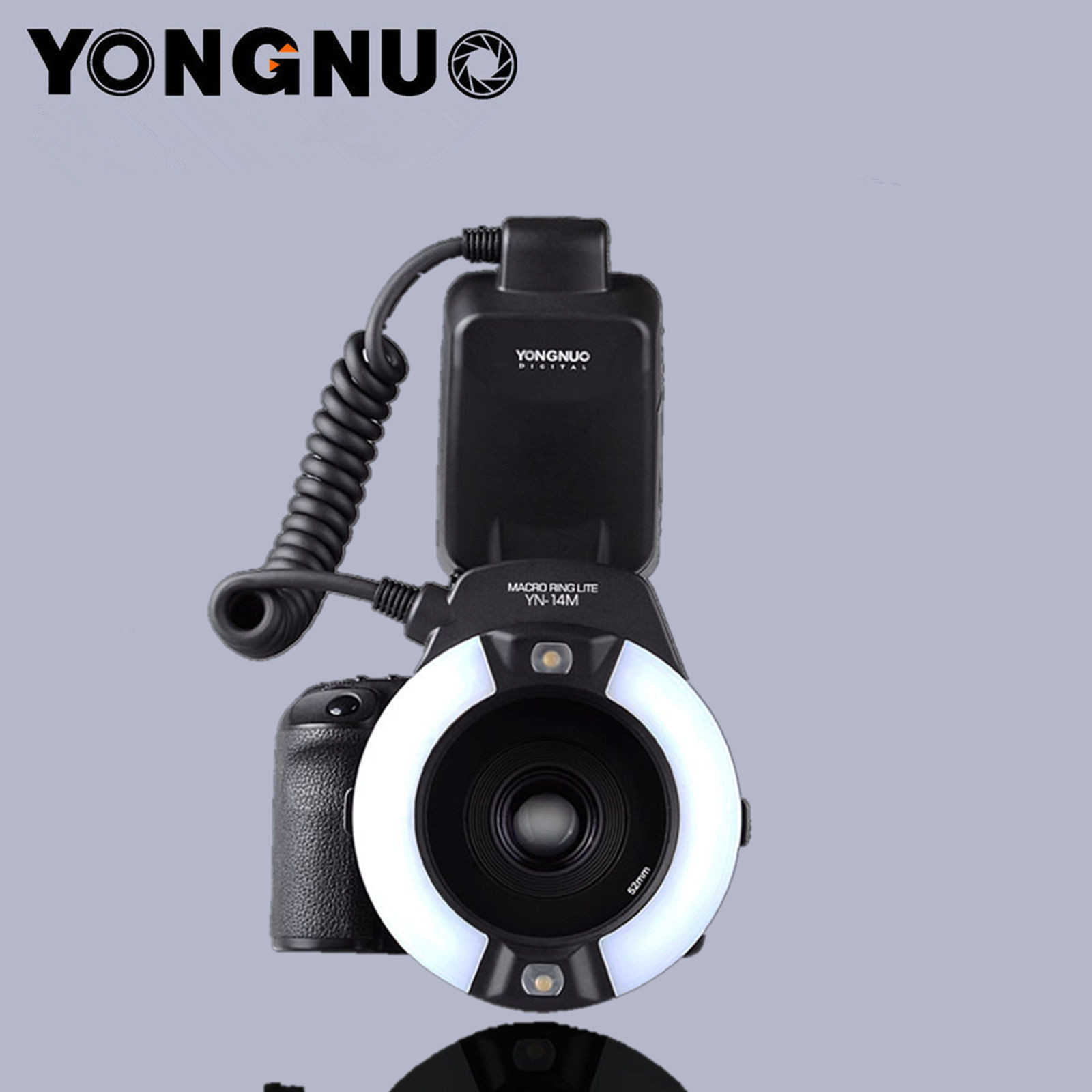 Yongnuo YN-14EX, TTL LED Macro Ring Flash Light for Canon