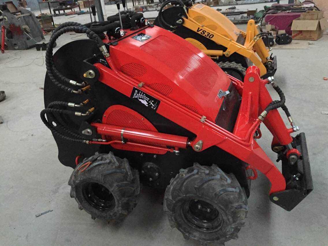 mini loader for Saudi Arabia