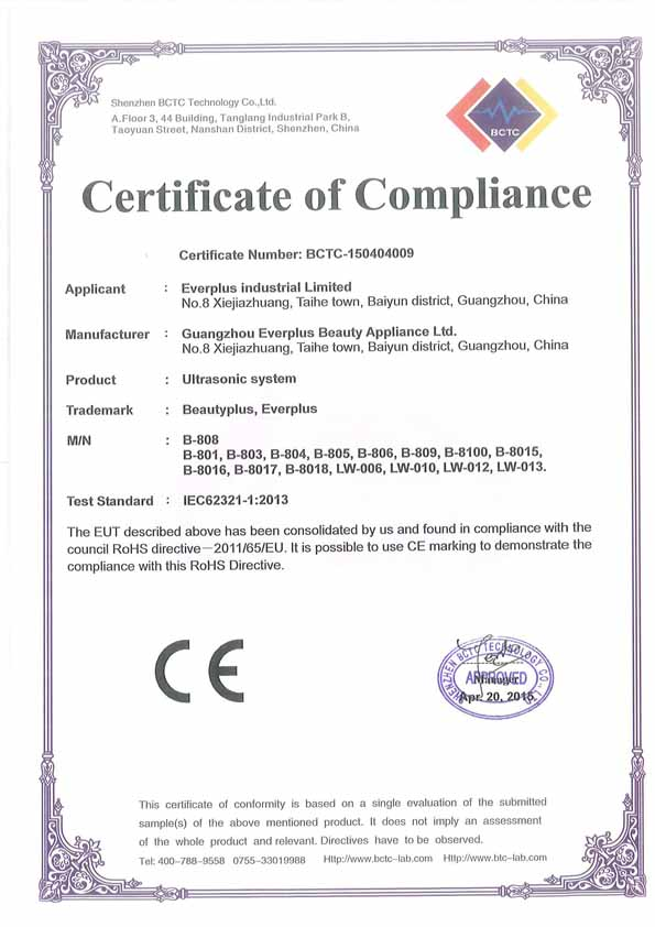 Rosh Certificate
