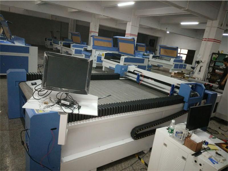 laser cutting machine second factory