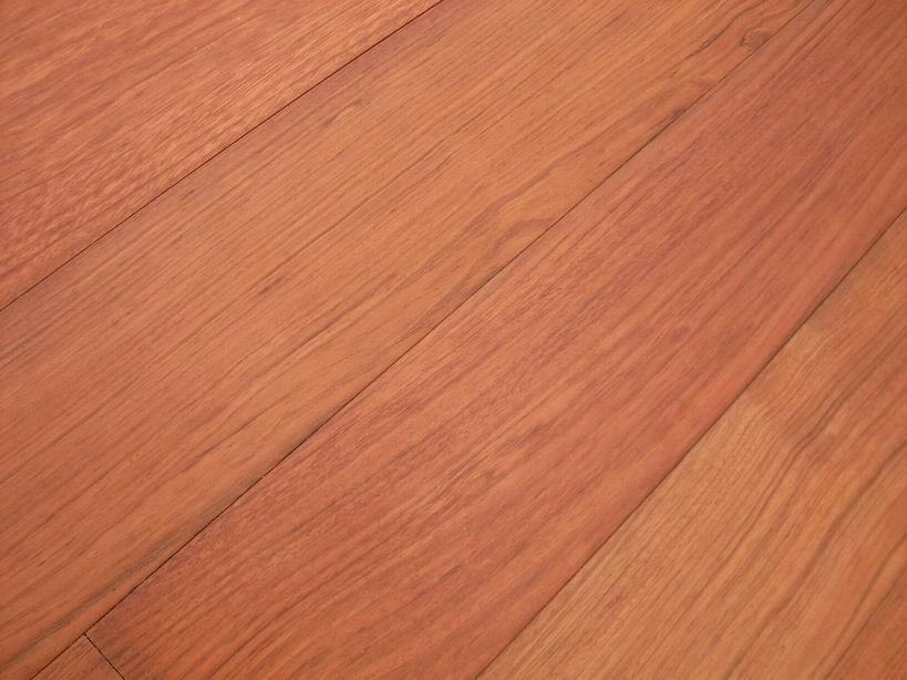 Santos Mahogany Engineered Wood Flooring