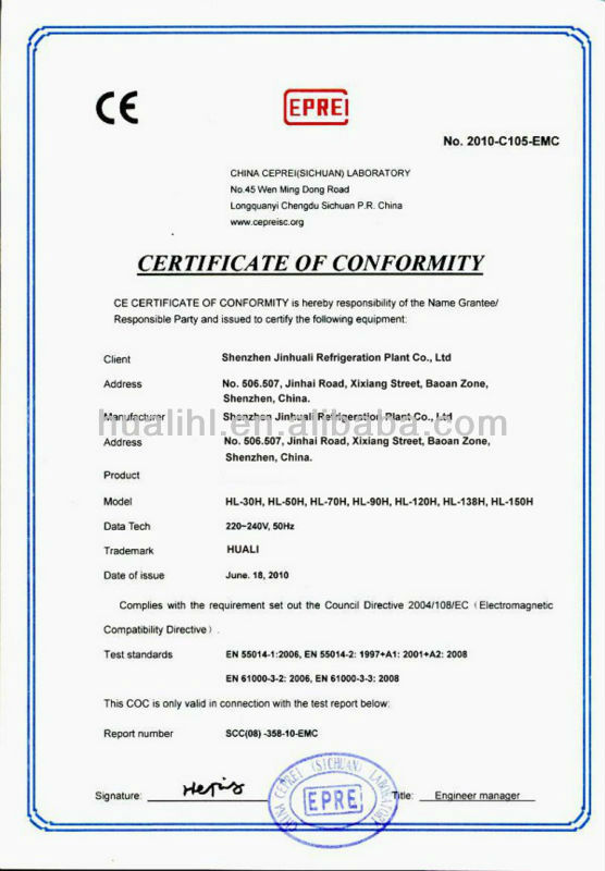 CE certificated(dehumidifier)