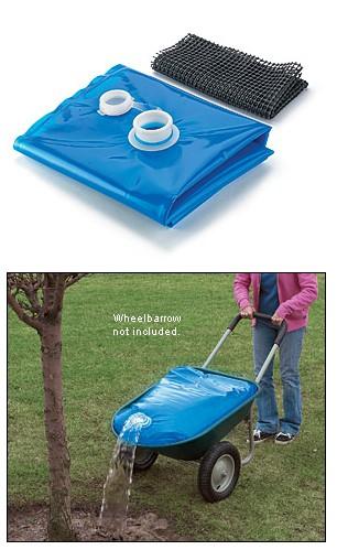 Wheel Barrow use H2go barrow bag